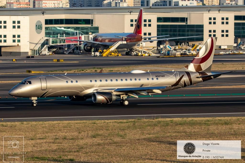 Embraer 190 Lineage 1000