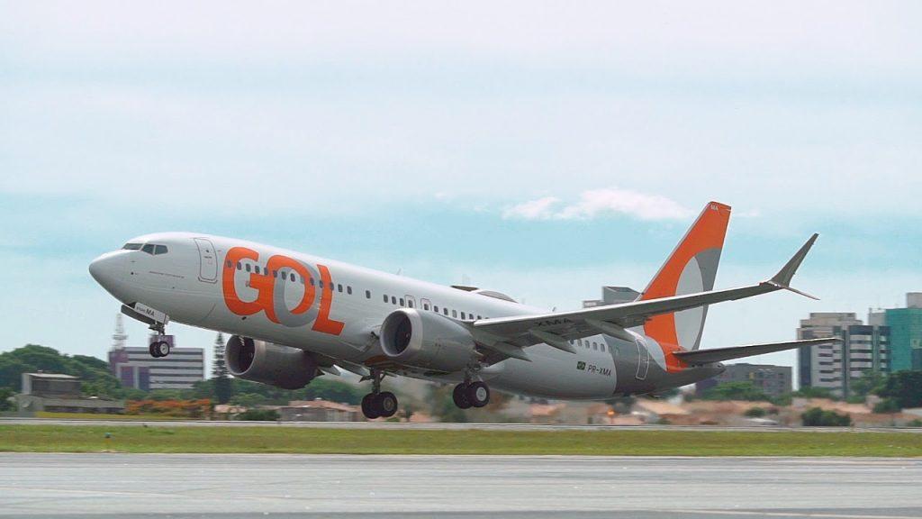 Malha aérea da alta temporada de julho da GOL chega a 481 voos diários