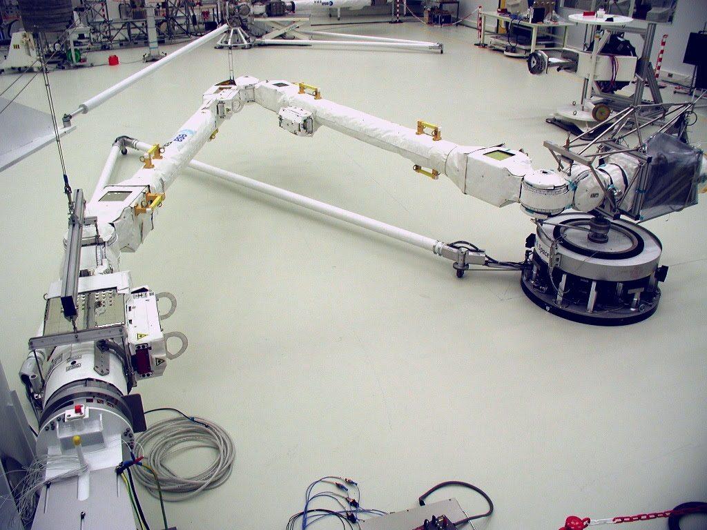 Airbus-built European Robotic Arm ready for Space