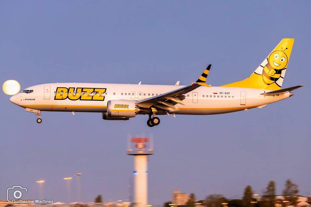 Buzz: Visite especial no Aeroporto de Lisboa