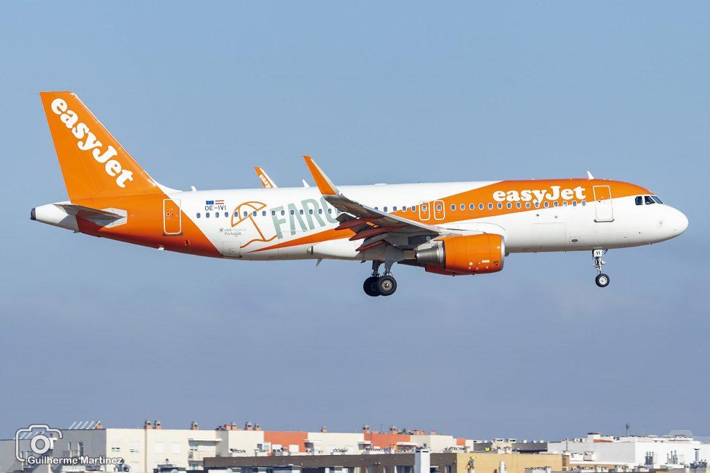 easyJet reforça voos de Lisboa e Porto para o Funchal e coloca mais um avião em Faro