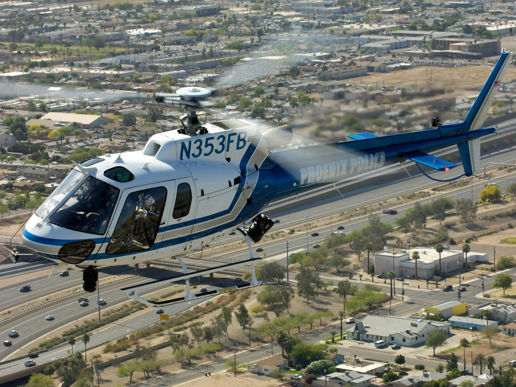 Phoenix Police Department to upgrade fleet with five new H125 helicopters